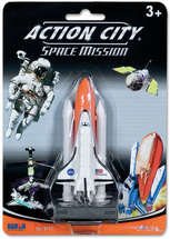 Space Shuttle On Launch Pad (Blister Card)