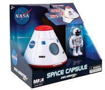 Space Adventure Space Capsule