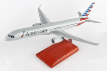 American 757-200 1/100 New Livery