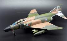 F-4D Phantom II USAF 8th TFW, 435th TFS, #66-7601, Ubon RTAFB, Thailand, 1967