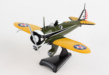 P-26 Peashooter USAAC 17th PG, 34th PS, Black 7, March Field, CA, 1931