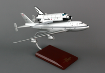 B747 with Shuttle Endeavor 1/200 Executive Series