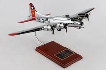 B-17G 1/54 Aluminum Overcast