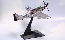 "P-51D Mustang USAAF 78th FG, #44-72218 ""Big Beautiful Doll"", John Landers, RAF Duxford, England, 1945"