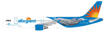 Allegiant Air Airbus A320-200 N271NV With Stand
