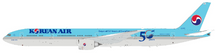 Korean Air Boeing 777-300/ER HL8008 Beyond 50 Years of Excellence With Stand