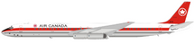 Air Canada McDonnell Douglas DC-8-63 CF-TIS With Stand