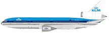KLM Royal Dutch Airlines DC-10-30 PH-DTC With Stand
