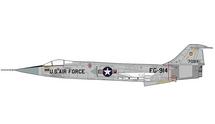 F-104G Starfighter USAF, 1960s