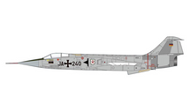 F-104G Starfighter Luftwaffe JG 71 Richthofen, JA+240, 1965