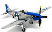 P-51D Mustang USAAF 352nd FG, 487th FS Blue Nosed Bastards, #44-15041 Petie 3rd, John Meyer, RAF Bodney, England, 1944