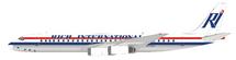 Rich International Airways Douglas DC-8-62 N772CA With Stand
