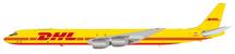 DHL (ASTAR Air Cargo) Douglas DC-8-73(F) N806DH With Stand