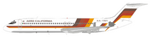 Aero California Douglas DC-9-32 XA-TNT With Stand