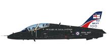 Hawk T.Mk 1A RAF FRADU, RNAS Yeovilton, England, May 2009