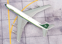 Saudia Boeing 707-320B, HZ-ACG Gemini Diecast Display Model