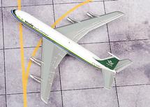 Saudia Boeing 707-320B, HZ-ACG Gemini Diecast Display Model