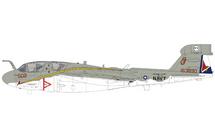 EA-6B Prowler USN VAQ-134 Garudas, AJ502, USS George H. W. Bush, Prowler Farewell June 2015