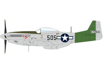 P-51D Mustang USAAF 506th FG, 457th FS, #44-72551, Abner Aust, Iwo Jima, 1945, Signature Edition
