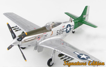 P-51D Mustang USAAF 506th FG, 457th FS, #44-72551, Abner Aust, Iwo Jima, 1945, Signature Edition