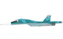 Su-34 Fullback Russian Air Force, Red 10, Bassel Al-Assad Airport, Syria, September 2015