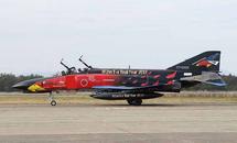 F-4EJ Kai JASDF 302nd Hikotai, #77-8399 Black Phantom, Hyakuri AB, Japan, Final Phantom Year 2019