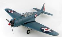 SBD-2 Dauntless USN, Black GC, Howard Young, Pearl Harbor, HI, December 7th 1941