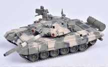T-90 Main Battle Tank Russian Army, Two-Tone