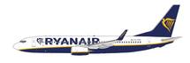 Ryanair Boeing 737-8 EI-FOC With Stand