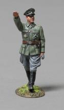 SS Brigade-Fuhrer Fritz Witt WWII, single figure