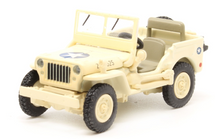 """Willys MB """"Jeep"""" U.S. Army Air Force, Tunisia, 1943"""