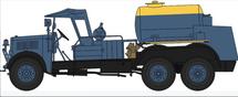 Fordson War Office Truck 1 (WOT1) Crash Tender RAF Bomber Command
