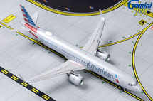 American A321neo N400AN Gemini Diecast Display Model