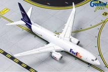 Federal Express 737-800, G-NPTD Gemini Diecast Display Model