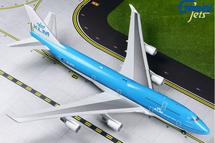 KLM Royal Dutch Airlines 747-400, PH-BFW Gemini 200 Diecast Display Model