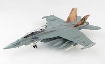 EA-18G Growler USN VAQ-132 Scorpions, NL540, Aviano AFB, Italy, Operation Odyssey Dawn 2011