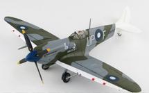 Spitfire Mk VIII RAAF No.79 Sqn, A58-517 Hava Go Jo, Norm Smithell, Summer 1945