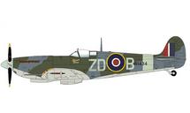 Spitfire Mk IX RAF No.222 Sqn, MH434, 2004