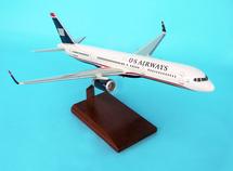 US Airways B757-200, N909AW 1/100 Mahogany Display Model