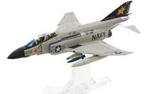 F-4J Phantom II Cag Bird USN VF-33 Tarsiers, AG200, USS Dwight D. Eisenhower, 1978