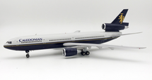 Caledonian Airways G-BHDH McDonnell Douglas DC-10-30 with stand