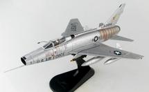 F-100D Super Sabre USAF 416th TFS, #55-2894, Donald Kilgus, Da Nang AFB, Vietnam, 1965