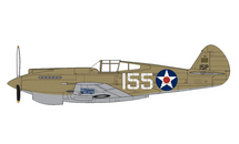 P-40B Warhawk USAAC 15th PG, 47th PS, White 155, Kenneth Taylor, Wheeler Field, Pearl Harbor, HI, December 7th 1941