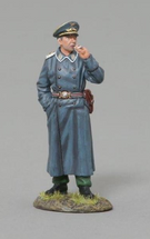 Kurt Student, General of Paratroops, KC (greatcoat, green trousers), WWII single figure