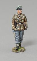 SS Brigade-Fuhrer Heinz Harmel, WWII single figure