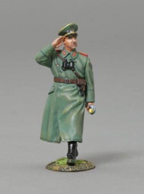 Field Marshall Karl Gerd von Runstedt, K.C. single figure, WWII