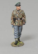 SS Brigade-Fuhrer Heinz Harmel (Club Figure) single figure, WWII