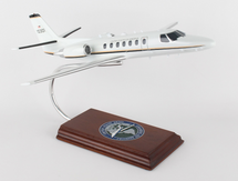 Cessna Citation Encore USAF 1/40 (UC-35B) Mahogany Display Model