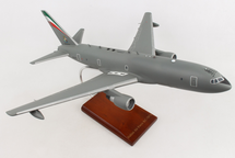 Boeing KC-767-20 Italian Air Force, N767TT 1/100 Mahogany Display Model