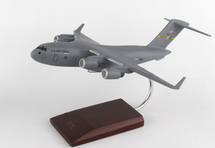 C-17 Charleston AFB 1/164 Mahogany Display Model